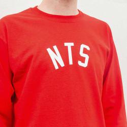 NTS X MLB BOSTON RED L/S