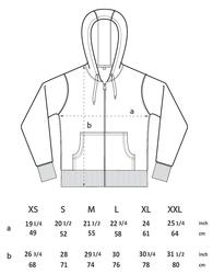 Planet Mu embroidered logo zipped hoody