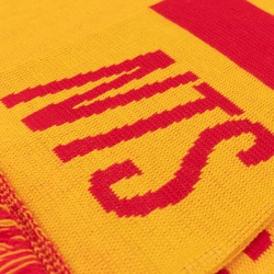 RED & YELLOW SCARF