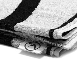 On Beach Towel