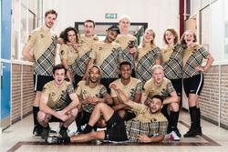 Garage Noord x RA Cup 2018   Football Jersey