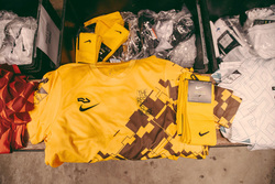 The Rest Is Noise x RA Cup 2018   Football Jersey