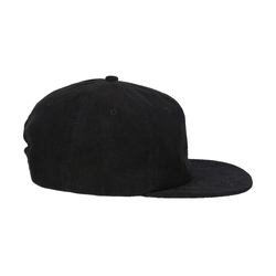 NTS X BRAIN DEAD CORDUROY HAT - BLACK