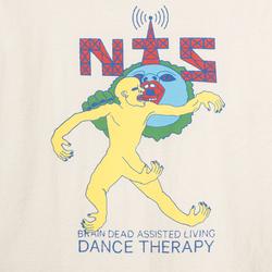NTS X BRAINDEAD DANCE THERAPY S/S TEE