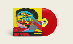 Bella Union Exclusive Red Vinyl