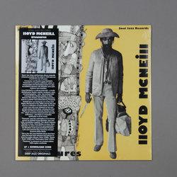 Soul Jazz Records presents Lloyd McNeill: Treasures
