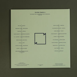 Outro Tempo II EP: Electronic & Contemporary Music From Brazil 1984-1996