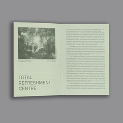 Make Some Space: Tuning Into Total Refreshment Centre