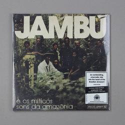 Jambu E Os Miticos Sons Da Amazonia
