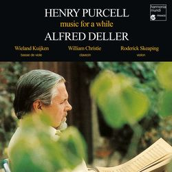 Purcell: Music for a while & other Songs