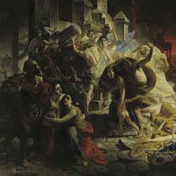 The Last Days Of Pompeii Part 1
