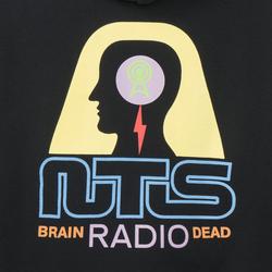 NTS X BRAINDEAD HOODIE
