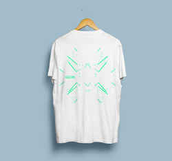 Bytes Advent Tee White