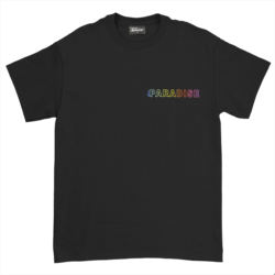 Colour Odyssey Black Tee - Version 2