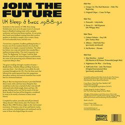 Join The Future - UK Bleep & Bass 1988-91