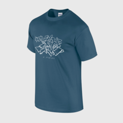 Skam x Bleep T-Shirt