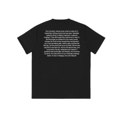 BACK OF THE DVD TEE