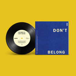 A Hero's Death / I Don't Belong 7""