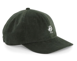 Heavenly Recordings Heritage Cord Cap