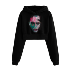'We Are Chaos' Cropped Hoodie + Album