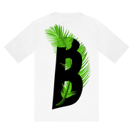 Baauer B T-Shirt White