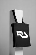 RA Tote (white logo)