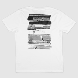 Bleep T-shirt White