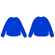 LuckyMe Blue Sweatshirt