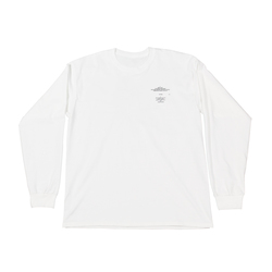 Capsule's Pride Long Sleeve Tee (White)