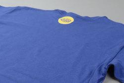 Lorenzo BOLD Cobalt Blue T-Shirt
