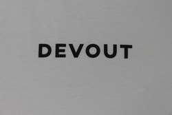 Devout LP & T-Shirt + album download