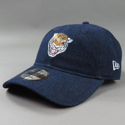 New Era Dark Denim Tiger Hat