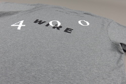 The Wire x Bleep - Wire 400 T-shirt