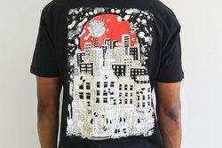 Ashes57 x Bleep T-Shirt