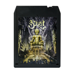 Ceremony & Devotion T-Shirt, Lenticular & 8-Track Cartridge