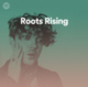 BLANCO WHITE // OLALLA & SOL INCLUDED IN 'ROOTS RISING' BY SPOTIFY