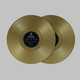 Chunky Shrapnel. Vinyl - 2×LP, Limited Coloured - On gold vinyl.