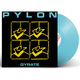 Gyrate. Vinyl - 1×LP, Limited Coloured - Opaque teal vinyl