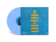 Sporadic. Vinyl - 1×LP, Limited Coloured - Limited Edition Blue Vinyl