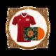 Manchester Super Reds Football Shirt + Album Bundle. Bundle - Manchester Super Reds Football Shirt + CD