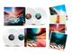 Fragments. Vinyl - 2×LP (Deluxe) - Crystal clear vinyl
