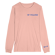 Pink Mixcloud 10 Year Anniversary L/S Unisex Tee