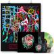 Tri-Colour LP + CD + Blacklight Poster Bundle