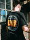Globe T-Shirt (Black)