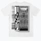R&S x Patrick Savile - White Short Sleeve T-Shirt