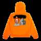 UNLOCKED 1.5 Safety Orange Hoodie