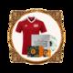 Super Reds Jersey + Album Bundle
