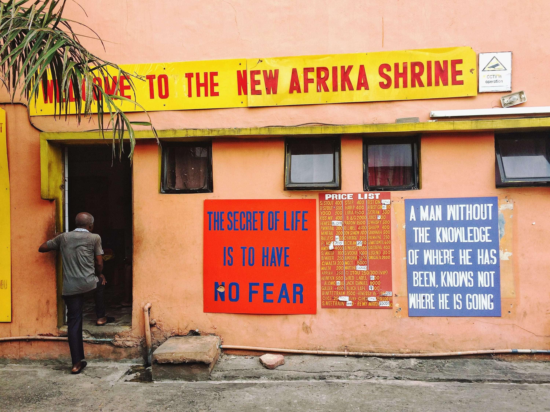 New Afrika Shrine