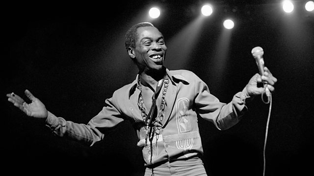 Fela Nominated for Induction into the Rock & Roll Hall of Fame