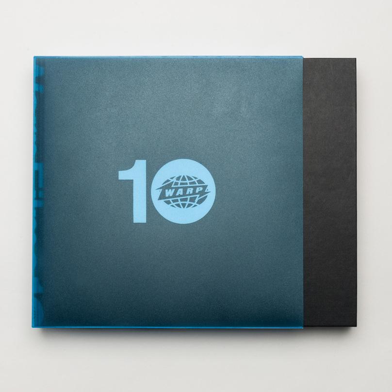 WarpFilms10 Book & DVD Set